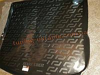 Коврик в багажник из полиуретана LadaLocker на Chevrolet Lacetti 2004-2013 седан