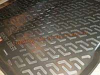 Коврик в багажник из полиуретана LadaLocker на Hyundai Santa Fe 2006-2010 (ТАГАЗ)