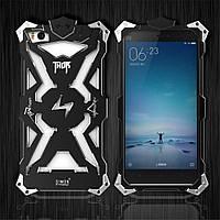 Чехол накладка бампер Simon Thor для Xiaomi Mi 4c 4i черный