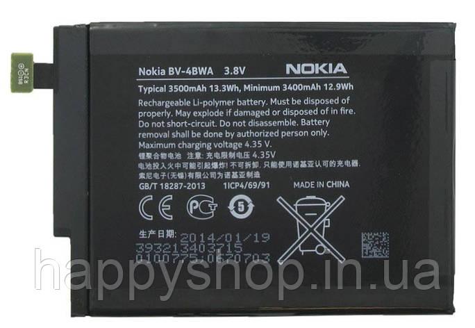 Оригинальная батарея Nokia Lumia 1320 (BV-4BWA), фото 2