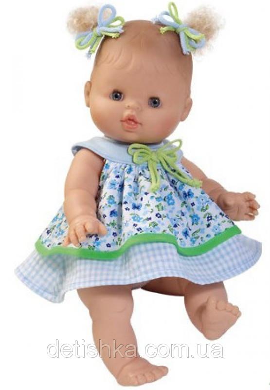 Кукла Paola Reina европейка