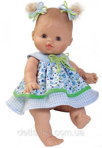 Кукла Paola Reina европейка, фото 2
