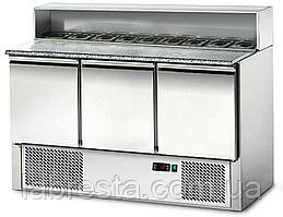 Стол холодильный для пиццы GGM SAG147GND#3T