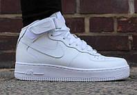 Кроссовки женские Nike Air Force 1 Mid