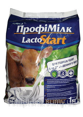 """ПрофиМилк """"LactoStart"""" 10 кг заменитель цельного молока для телят с 10 дн. возраста"""