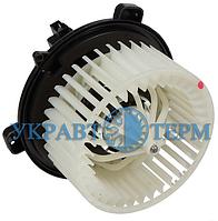 Електродвигун вентилятора лівий кондиціонера на техніку DEUTZ