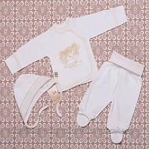 . Комплекты для новорожденных в Украине для мальчика Хлопок-интерлок,  на выписку,в наличии 56,62рост, фото 3