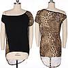 Женская блузка с леопардовым принтом, фото 9