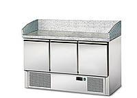 Стол холодильный для пиццы GGM POG147N, фото 1