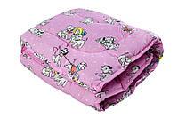 Одеяло шерстяное 100% детское 110x140