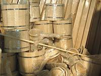 Правила користування, чистки та зберігання бондарних виробів.