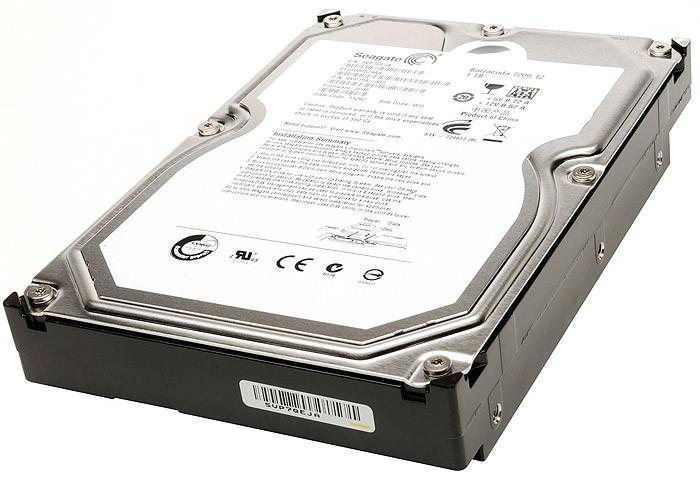 Накопитель HDD 320GB SEAGATE