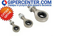 Проушины для тензодатчика Н3 ZEMIC HL-3-003-2/3t (сталь)