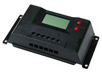Контролер заряду ALTEK АСМ20D+USB 20А для сонячних фотомодулів