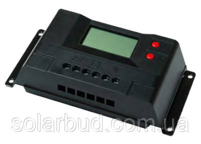 """Контролер заряду ALTEK АСМ20D+USB 20А для сонячних фотомодулів  - """"SolarBud"""" в Киеве"""