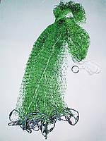 Кастинговая сеть-парашют  3 м нитка ячейка 16