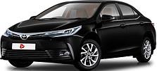 Фаркопы на Toyota Corolla E18 (2013-2018)