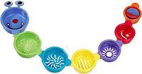 Игрушка для купания Веселая гусеница Munchkin Caterpillar Spillers Stacking Cups