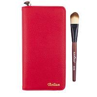 Женское портмоне на молнии Balisa C963 P108 J432 красное