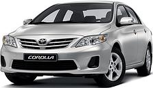 Фаркопы на Toyota Corolla E15 (2006-2012)