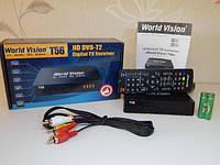 DVB-T2 приемник World Vision T56