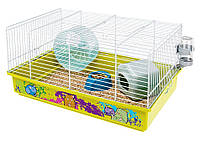 Ferplast CRICETI 9 DECOR Клетка для хомяков с декоративным рисунком