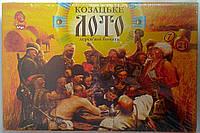 Лото Деревянное Козацьке лото Danko-Toys Украина