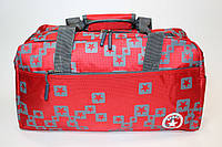 Дорожная сумка Baolilg красного цвета