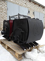 Отопительно-варочная печь булерьян Hott классик  Тип-02 -500 м3
