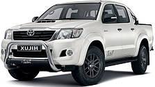 Фаркопы на Toyota Hilux (2010-2015)