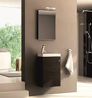 Набір меблів для ванної кімнати Aquaform Atlanta легно темний