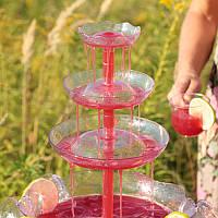 Фонтан для напитков на свадьбу и день рождения