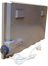 Керамическая нагревательная панель ПКК 700 Вт (60х60см) + мех.термостат, фото 3