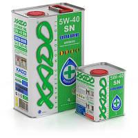 Синтетическое моторное масло XADO Atomic Oil 5W-40 SN 1л
