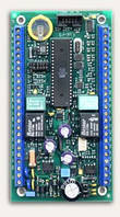 Плата универсального контроллера NDC-F18 (ATES0140)