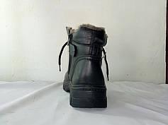 Ботинки мужские зимние FULI, фото 2