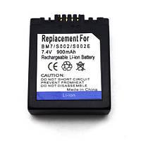 Батарея Panasonic CGA-S002 DMW-BM7 FZ1 FZ10 FZ20