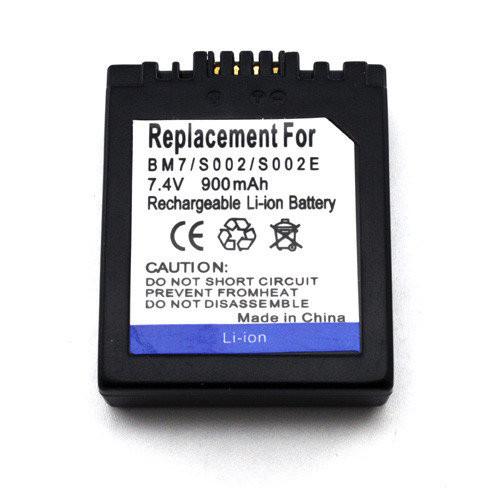 Батарея Panasonic CGA-S002 DMW-BM7 FZ1 FZ10 FZ20 - Sat-ELLITE.Net в Киеве