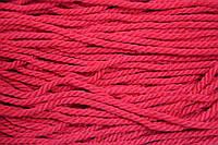 Канат декоративный акрил 5мм (100м) красный, фото 1