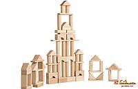 «Замок» деревянный конструктор