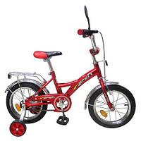 """Детский двухколесный велосипед PROF1 14"""" AP1431"""