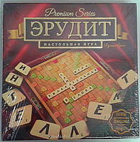 Игра настольная Со словами Эрудит Премиум G-ER-R-01 Danko-Toys Украина