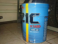 Масло моторное ZIC X5000 10w40 API CI/CG-4/SH 20л  192658