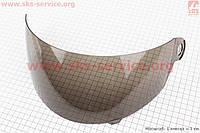 Тонированное стекло для шлема с подбородком