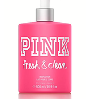 Лосьон PINK VS Fresh&Clean - 500 мл