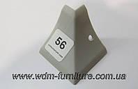 Угол внешний  светло-серый 56
