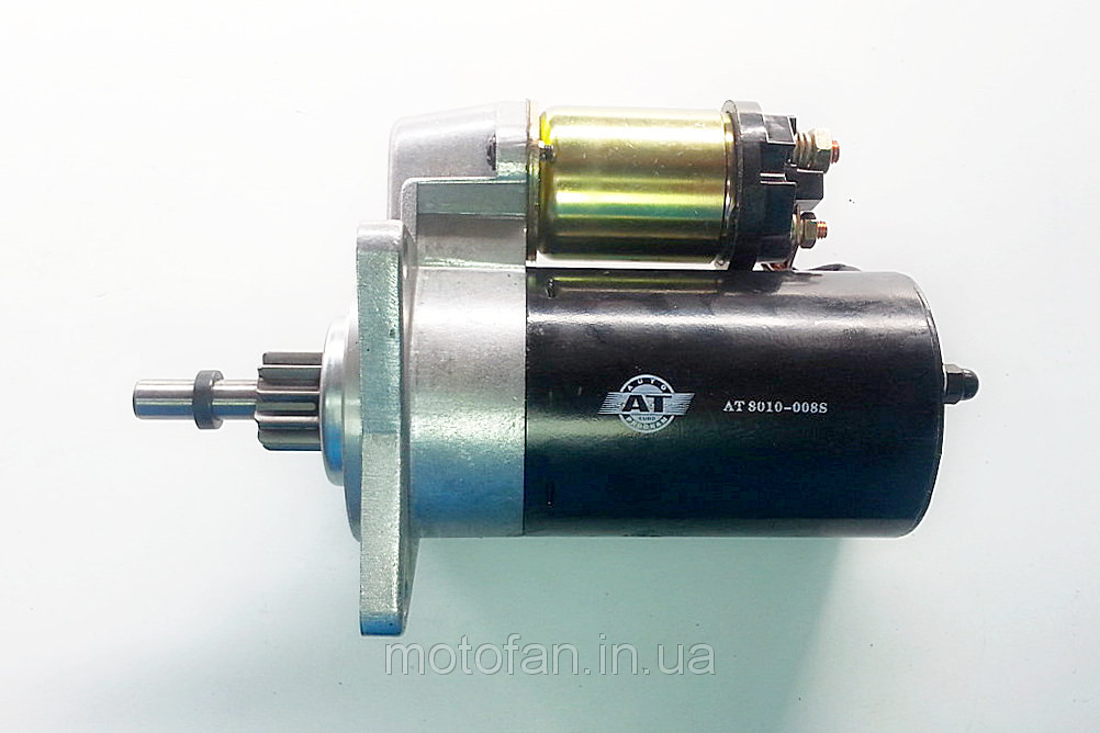 "Стартер ВАЗ 2108 (на пост. магнитах) (8010-008S) ""AT"""