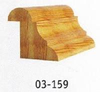 Комплект фрез для изготовления дверного (обложного)  штапа