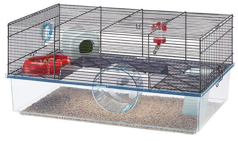 Ferplast FAVOLA Клетка для хомяков с глубоким поддоном