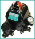 CVS 1000R Electro-Pneumatic Rotary Positioner